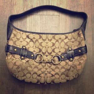 Coach Purse - Belt Style